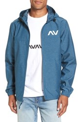Rvca Men's Steep Sport Jacket Desert Blue