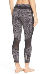Women's Lole 'Eden' Mesh Inset Leggings