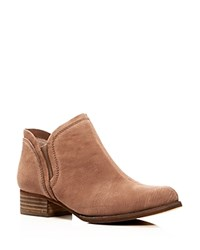 Vince Camuto Carlal Booties Beige