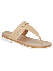 Phase Eight Benni Leather Sandals Tan