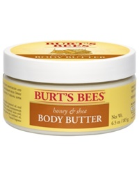 Burt's Bees Honey And Shea Body Butter 6.5 Oz