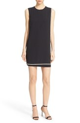 Women's Ted Baker London 'Burford' Double Layer Embellished Dress