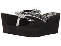 Guess Saide Silver Women's Shoes