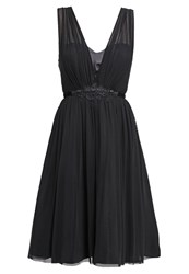 Cream Jolina Cocktail Dress Party Dress Pitch Black