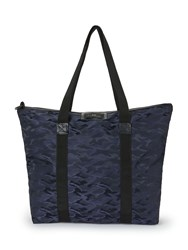 Day Birger Et Mikkelsen Gweneth Printed Tote Bag Navy Camo