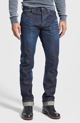 Prps 'Demon' Slim Straight Leg Selvedge Jeans 6 Month 6 Month Wash
