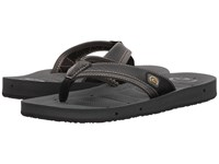 Cobian Draino 2 Carbon Men's Sandals Gray