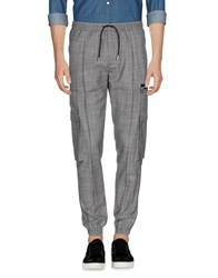 Christian Dior Homme Casual Pants Steel Grey