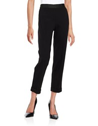 Bailey 44 Corporate Straight Leg Stretch Pants Black