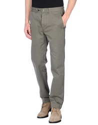 Officine Generale Casual Pants Military Green