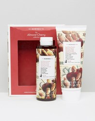 Korres Almond Cherry Collection Almond Cherry Clear