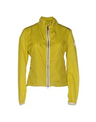 Adhoc Jackets Acid Green