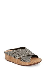 Fitflop Women's Tm Kys Backless Platform Wedge
