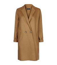Set Classic Cashmere Coat Female Brown