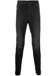 R 13 R13 Mid Rise Slim Fit Jeans 60