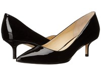 Ivanka Trump Athyna Black Patent Women's Shoes