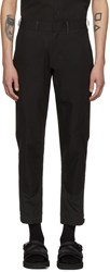 Arcteryx Veilance Black Apparat Trousers