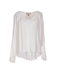 Pedro Del Hierro Blouses Light Pink