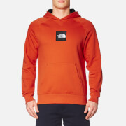 The North Face Men's Fine Hoody Tibetan Orange