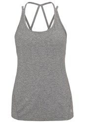Gap Sports Shirt Heather Grey