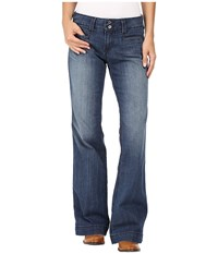 Ariat Trouser Ella Jeans In Bluebell Bluebell Women's Jeans