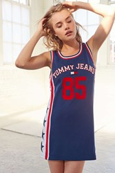 Tommy Jeans '90S Sporty Tank Dress Navy