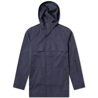 A.P.C. Outdoor Hike Parka Blue