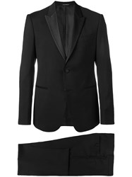 Emporio Armani Classic Two Piece Suit Black