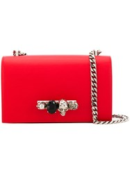 Alexander Mcqueen 554128Cmo0y 6248 Red Leather