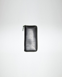 Comme Des Garcons Marvellous Long Zip Wallet Green