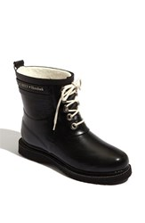 Women's Ilse Jacobsen Hornb K 'Rub' Boot Black