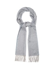 Colombo Cashmere Scarf Light Blue