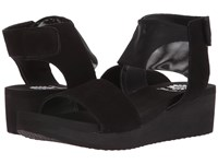 Yellow Box Jabbar Black Women's Sandals