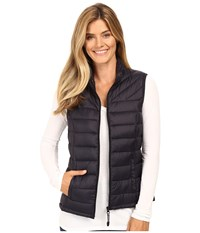 Roper Crushed Vest Blue Women's Vest