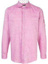 Loveless Long Sleeve Shirt Pink
