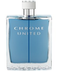 Azzaro Chrome United Eau De Toilette Spray 6.8 Oz