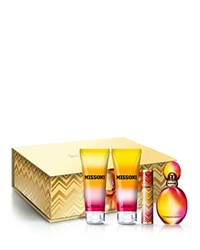 Missoni Eau De Toilette Gift Set 154 Value No Color