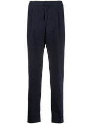 Officine Generale Mid Rise Straight Leg Trousers 60