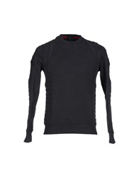 Surface To Air Topwear Sweatshirts Men Black