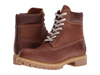 Timberland 6 Premium Vintage Pond Hockey Sundown Galera Fg Men's Work Boots Brown