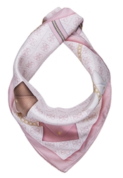 Guess Park Lane Scarf Light Rose