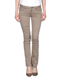 Guess Casual Pants Khaki