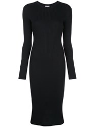 Re Done Fitted Ribbed Dress 60