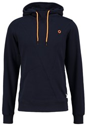 Jack And Jones Jcopinn Hoodie Navy Blazer Dark Blue