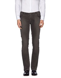 Richmond Denim Trousers Casual Trousers Men Grey