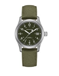 Hamilton Khaki Field Mechanical Timepiece Green