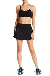 Colosseum Match Point Tennis Skort Black