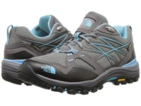 The North Face Hedgehog Fastpack Gtx Dark Gull Grey Fortuna Blue Women's Shoes Gray