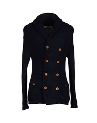 Haver Sack Knitwear Cardigans Men Dark Blue