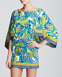 Trina Turk Amazonia Covers Tunic Swim Cover Up
